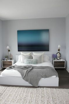 monday things:  the malm bed.
