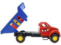 Mini Caminhão Infantil Disney Mickey - Basculante Multibrink