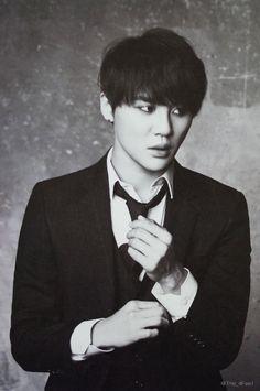 Kim Junsu for 'The JYJ Magazine' No.3