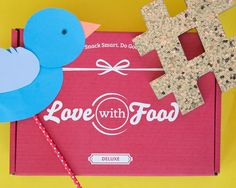 #LoveWithFood April Twitter Party 4/20 5-6PM PST   It's that time again! Now is your chance to get in on the awesome Early Bird prizes that await you at the