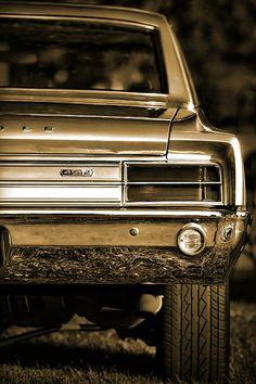 1965 Olds 442 - by Gordon Dean II