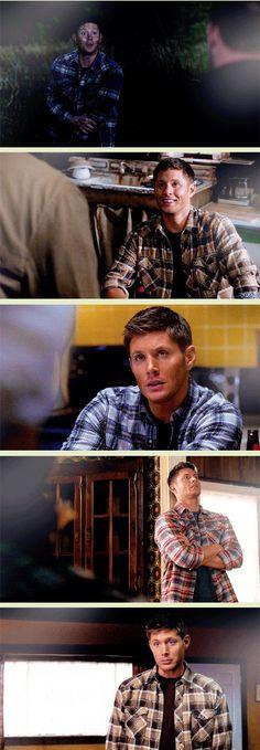 [GIFSET] Dean and plaid....click through for the plaid fest :)