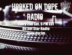 """TONIGHT we go live on @def_star_radio for the 4th installment of """"Hooked on Dope Radio"""" 2 hours of #HipHop #Downtempo and #Breaks mixed by yours truly with some #skratch sessions here and there TUNE IN! www.dsr.fm 9 PM EST U.S. time #ShakeziLLa #shakedown #FlavorForYourEars #InternetRadio #BoomBap #Funk #uncensoredradio #hookedondope #Beats #UndergroundHipHop #Turntablism #Radio #realdjs PEACE! by shakezilla505 http://ift.tt/1HNGVsC"""