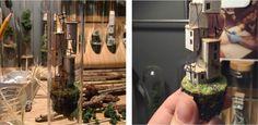 Micro matter - miniatury Rosy de Jong