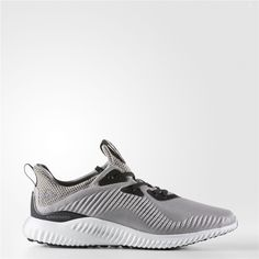 huge discount 11697 9b7fd Adidas alphabounce Shoes (Multi Solid Grey   Running White Ftw   Core  Black) Adidas