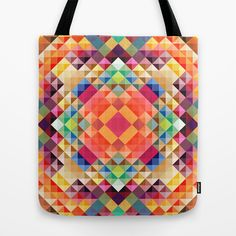 we color Tote Bag by Danny Ivan - $22.00