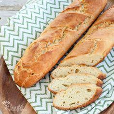 Gluten free / grain free (!)  french bread