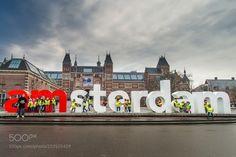 Popular on 500px : Lovely kids Lively City Amsterdam by misterbay