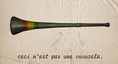 Esto no es una vuvuzela