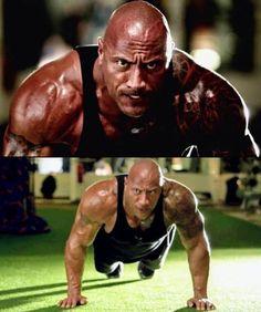 The Rock Dwayne Johnson, Rock Johnson, Dwayne The Rock, 7 Year Olds, Best Actor, Bouldering, Gym Motivation, Role Models, Workout