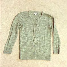 cardigan  Cute cardigan. Very good condition. Like new. 100% cotton.  no trade Merona Sweaters Cardigans