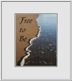 Beach sea shore wave print 8x10 by NewCreatioNZ on Etsy, $20.00