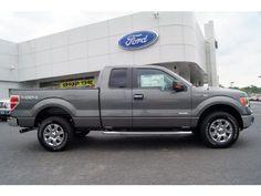 Buy my dream truck: Sterling Gray Metallic 2012 Ford F150 XLT SuperCab 4x4
