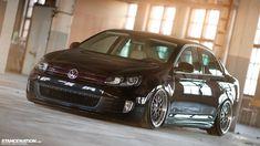 # Slammed & Stanced VW Jetta #