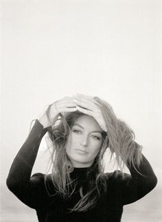 Anouk Aimée (Born: Françoise Sorya Dreyfus - April 27, 1932 - Paris, Île-de-France, France)