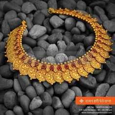 #Precious #beauteous #designer #classy #attractive #gold #neckpiece from our #amazing collection.
