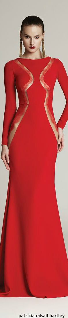Cristina Savulescu red maxi dress women fashion outfit clothing style apparel @roressclothes closet ideas