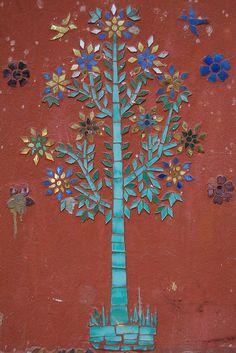TREE MOSAICS | Tree mosaic (Luang Prabang) | Flickr - Photo Sharing!
