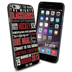 "NHL Chicago Blackhawks iPhone 6 4.7"" Case Cover Protector for iPhone 6 TPU Rubber Case SHUMMA http://www.amazon.com/dp/B00WTW1JTI/ref=cm_sw_r_pi_dp_linqvb0J8187J"