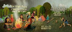 Banner (V1) for Festival Dudeljo | by Spookaap.nl More info about festival: Dudeljo.nl