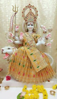 Invoking Powerful Goddess, the Primordial Force Adi Shakti For Ultimate Blessings