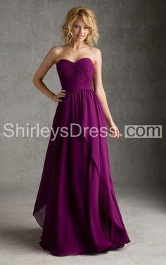 Elegant Chic Bodice-ruched Layered Long Dress