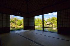 桂離宮・月波楼 Katsura Imperial Villa Gepparo