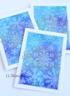 クリスマスカード by:Naichi #カード