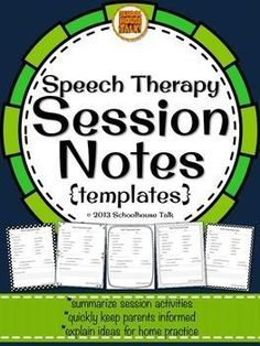 Session data templates, FREE