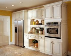 45 best Kraftmaid Cabinetry images on Pinterest | Dressers, Kitchen ...