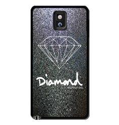 Silver Glitter Diamond Supply Co Samsung Galaxy S3 S4 S5 Note 3 Case