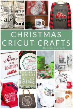 Free Christmas Cut Files - Funny Shirts - Ideas of Funny Shirts - From holiday mugs and funny shirts to cookie plates and home decor get your craft on and make a Cricut Christmas project using one of these FREE Christmas cut files! Wine Bottle Crafts, Mason Jar Crafts, Mason Jar Diy, Creative Crafts, Fun Crafts, Paper Crafts, Holiday Crafts, Preschool Crafts, Crafts For Sale