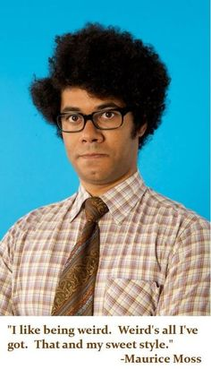 werd - the IT crowd