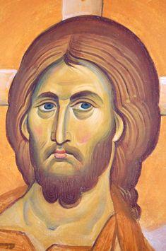Byzantine Icons, Orthodox Icons, Ikon, Jesus Christ, Portrait, Holy Quotes, Spas, Painting, Headshot Photography