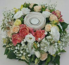 Sculture e fiori