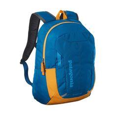 Patagonia Kids\' Refugio Backpack 15L - Bandana Blue BBE