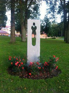 memorial in Norway to those slain July 22, 2011