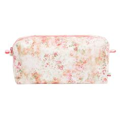 Bonpoint Toiletry Bag Pink Liberty Print – Advice from a Caterpillar Cotton Bag, Cotton Canvas, Advice From A Caterpillar, Liberty Print, Toiletry Bag, Spring Collection, Sunglasses Case, Colours, Classic