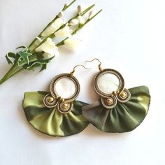 Orecchini Fashion Army / Fashion Army earrings di Mondogatto78 su Etsy