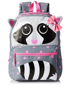 Racoon backpack