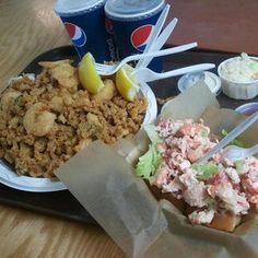 The Best Seafood Dives in Rhode Island