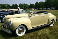 1941 Plymouth Special Deluxe Woodie Wagon