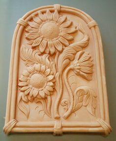 Wunderschönes Wandrelief Made In Italy. Dieses Schöne Sonnenblumenmotiv Ist  Die Perfekte Mediterrane Deko Für Jede