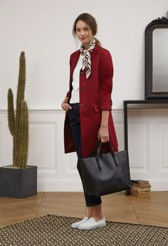 fb8499d8a 136 Best The Look images in 2015 | Gerard darel, That look, Casual looks