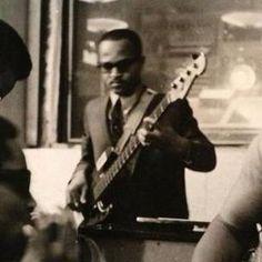 James Jamerson Motown bass legend