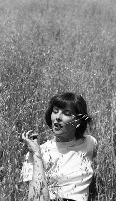 Katharine Hepburn photographed by George Hoyningen-Huene, 1940s.
