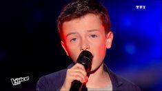 The Voice Kids 2015 | Lisandru - Un jour au mauvais endroit (Calogero) |...