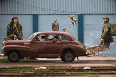 Mehr als 50 Jahre nach der Castro-Revolution will Kuba, um näher an den Feind zu bewegen. (Reuters)