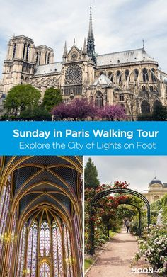 Looking for things to do on a Sunday in Paris? Explore the City of Lights on foot like a local with this self-guided walking tour, which includes stops at some of the best restaurants in the city, as well as classic sights like Notre Dame de Paris.
