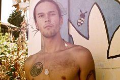 i love Justin Nozuka's tattoos